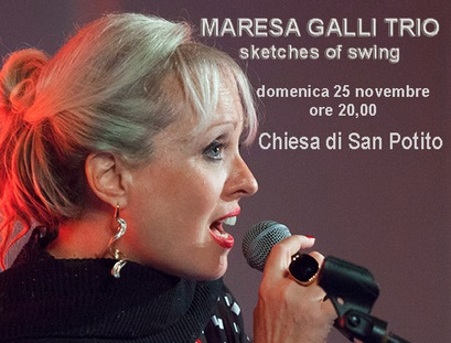 Sketches of Swing: serata jazz nella Chiesa di San Potito