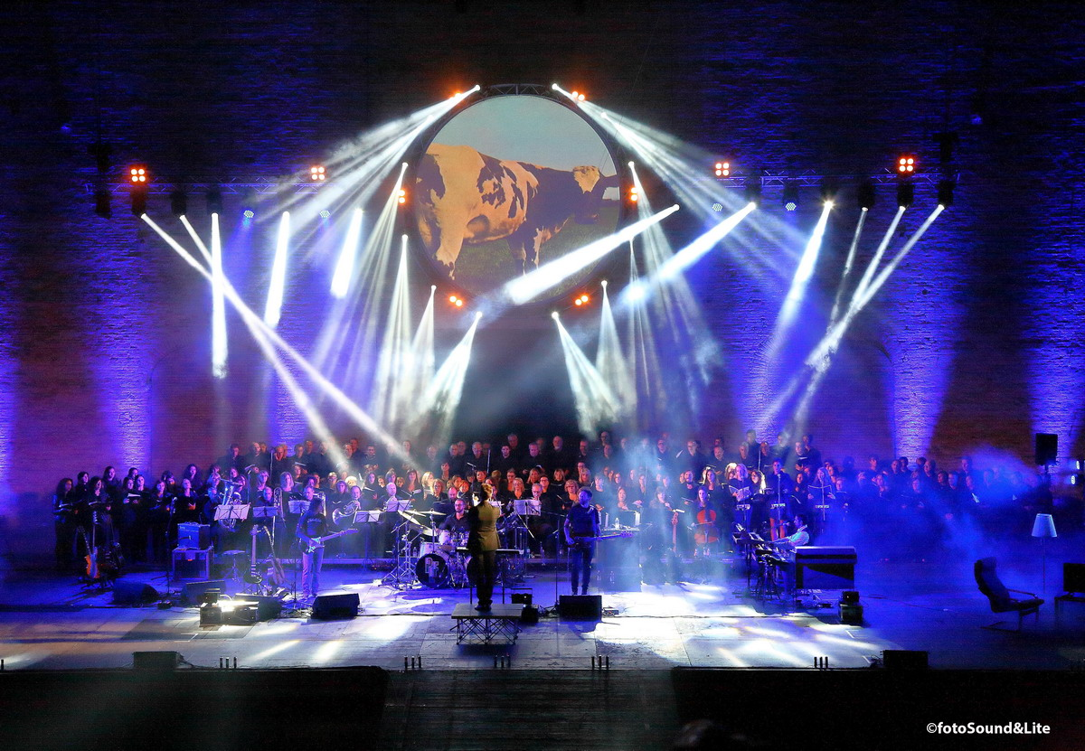Teatro Colosseo, il 5 marzo i Pink Floyd Legend con Atom Heart Mother Tour