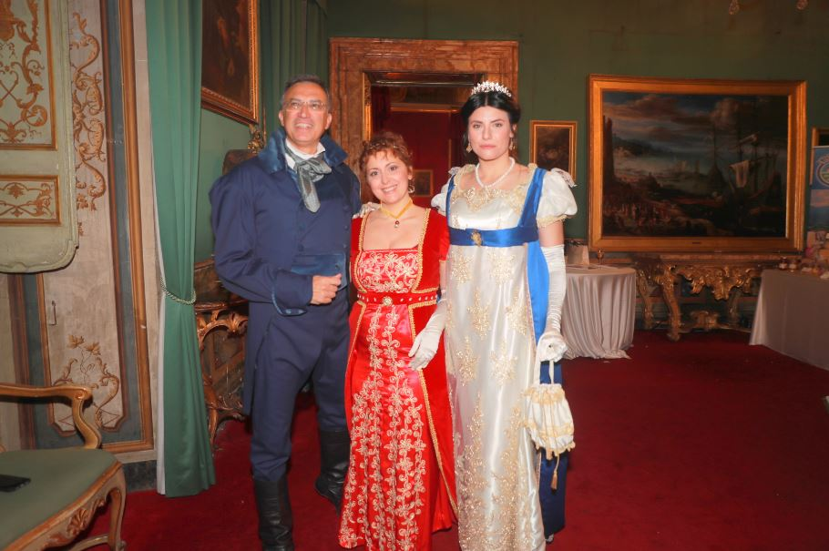 Spring Regency Ball con Jennifer Mischiati