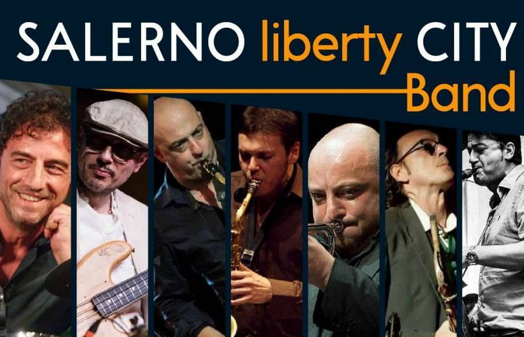 Moro Cava dei Tireni: la musica di Salerno Liberty City Band