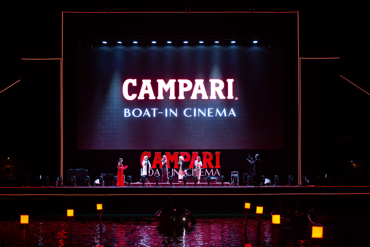 "Burraco Fatale, presentato in anteprima al ""Campari Boat - In cinema"""